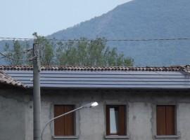 Impianto fotovoltaico 6,00 kWp Sabbio Chiese (BS) innovativo