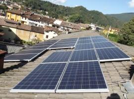 Impianto fotovoltaico 6,00 kWp Sabbio Chiese (BS)