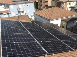 Impianto fotovoltaico 6,00 kWp Sarezzo (BS)