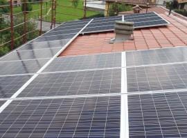 Impianto fotovoltaico 6,00 kWp Vobarno (BS)