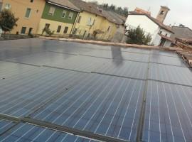 Impianto fotovoltaico 6,46 kWp Bedizzole (BS) innovativo