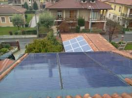 Impianto fotovoltaico 6,46 kWp Mazzano (BS)