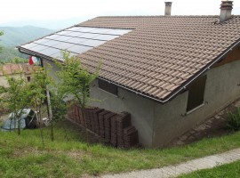 Impianto fotovoltaico 6,46 kWp Pertica Alta (BS) innovativo