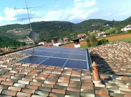 Impianto fotovoltaico 6,58 kWp Nuvolento (BS)