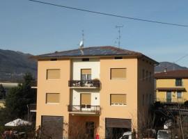 Impianto fotovoltaico 6,58 kWp Odolo (BS)