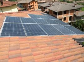 Impianto fotovoltaico 6,58 kWp Preseglie(BS)