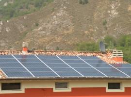 Impianto fotovoltaico 6,58 kWp Sabbio Chiese (BS)