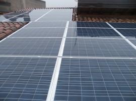 Impianto fotovoltaico 6,58 kWp Vobarno (BS)