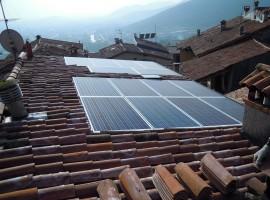 Impianto fotovoltaico 6,58kWp Gavardo (BS)