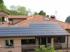 Impianto fotovoltaico 6,60 kWp Villanuova sul Clisi (BS) innovativo
