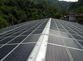 Impianto fotovoltaico 76,00 kWp Casto (BS)