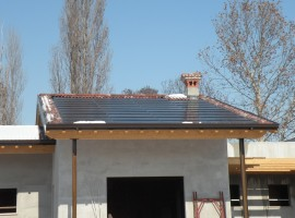 Impianto fotovoltaico 7,80 kWp Ghedi (BS) caratteristiche innovative