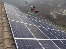 Impianto fotovoltaico 8,00 kWp Treviso Bresciano (BS)