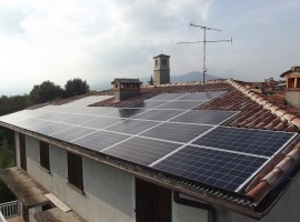 Impianto fotovoltaico 9,00 kWp Muscoline (BS)