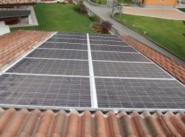 Impianto fotovoltaico 9,88 kWp Casto (BS)