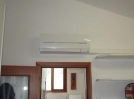 Mitsubishi Electric Unità interna a parete - Sarezzo (BS)