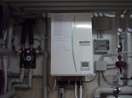 Mitsubishi Electric Unità esterna Pompa di calore aria-acqua - Casto (BS)