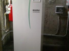 Mitsubishi Electric Pompa di calore aria-acqua