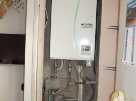 Mitsubishi Electric Pompa di calore aria-acqua - Casto (BS)