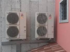 Mitsubishi Electric Unità esterna idronica - Sabbio Chiese