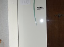 Mitsubishi Electric Pompa di calore aria/acqua