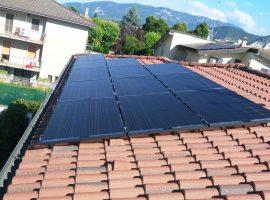 Impianto fotovoltaico 3,48 kWp Mazzano (BS) vetro-vetro ultima generazione