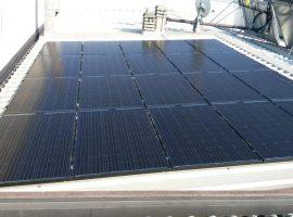 Impianto fotovoltaico 4,9 kWp Lonato del Garda (BS) vetro-vetro ultima generazione