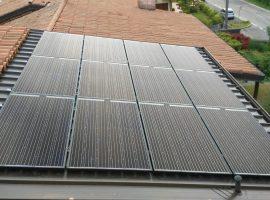 Impianto fotovoltaico 3,24 kWp Gavardo (BS) vetro-vetro ultima generazione