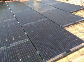 Impianto fotovoltaico 5,80 kWp Bagnolo Mella (BS) vetro-vetro ultima generazione