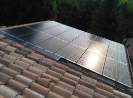 Impianto fotovoltaico 5,80 kWp Bione (BS) vetro-vetro ultima generazione